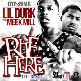 Right Here (Remix) [Feat Meek Mill]