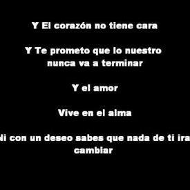 Prince Royce - Corazon Sin Cara Lyrics