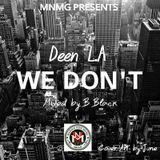 DEEN L.A - We Don't Cover Art
