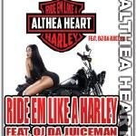 LiveOnHipHop.Com - Ride Em Like A Harley (Dirty) Cover Art