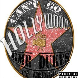 Logvng entertainment - CAN'T GO HOLLYWOOD Cover Art