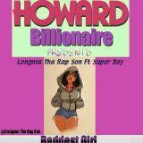 Longnus Tha Rap Son - Baddest Girl Cover Art