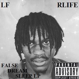 Lonnie Fontenot - False Dream Sleep LP Cover Art
