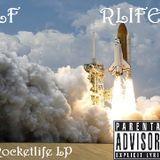 Lonnie Fontenot - Rocketlife LP Cover Art