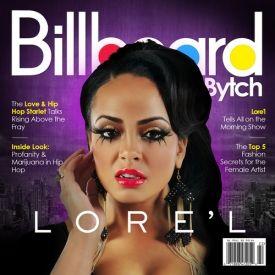 Lore'l - Billboard Bytch (EP) Cover Art