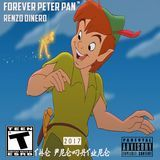 Renzo Dinero - Forever Peter Pan Cover Art