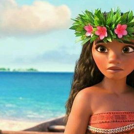 How Far I'll Go Moana