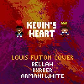 Kevin's Heart (Louis Futon Cover)