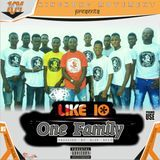 Lovinson Ebenezer Chaka - ONE FAMILY (Prod. By Blue Beat) Cover Art