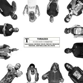 """Lunch 'N' Leftovers - Thraxxx """"The Movie"""" Cover Art"""