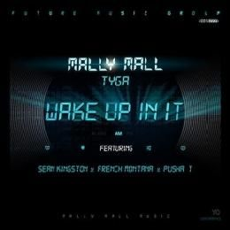 Lunch 'N' Leftovers - Wake Up In It ft. French Montana, Tyga, & Sean Kingston, & Pusha T Cover Art