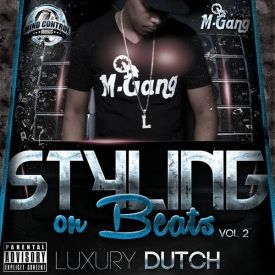 LUXURY DUTCH - STYLING ON BEATS 2 Cover Art