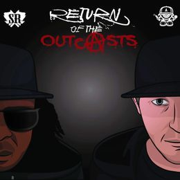 M.A.B - Return Of The Outcasts  Cover Art