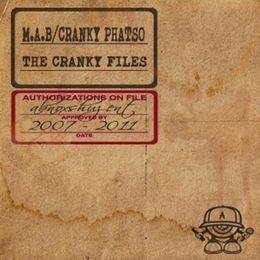 M.A.B - The Cranky Files Cover Art