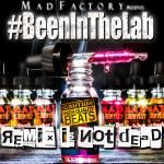 MADIZM - Been In The Lab (Trap Edition) Cover Art