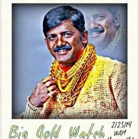 "Magic Mike - ""Big Gold Watch"" Ft. WAM"