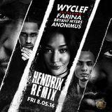 Mala - Hendrix (Remix) [feat. Farina, Bryant Myers & Anonimus] Cover Art