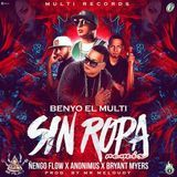 Mala - Sin Ropa (feat. Ñengo Flow, Anonimous & Bryant Myers) Cover Art