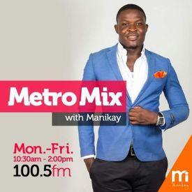 #MetroMix @ATL 100.5