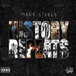 Mark Steele - History Repeats EP Cover Art