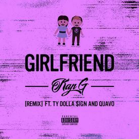 Girlfriend Remix ft Ty Dolla Sign and Quavo (Chopped and Screwed)