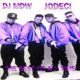 DJ MDW - Jodeci: The Best of All Time Playlist by DJ MDW Cover Art