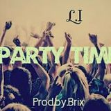 marvinwilson87 - Party Time (Prod.by.Brix) Cover Art