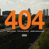 Matt Citron - 404 Cover Art