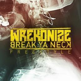 MAYDAY! - Break Ya Neck (Freestyle) Cover Art