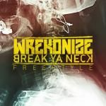 MAYDAY! - Break Ya Neck (Freestyle) Cover Art