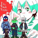 MAZAI RECORDS - ILL THUG TRIPLE Cover Art