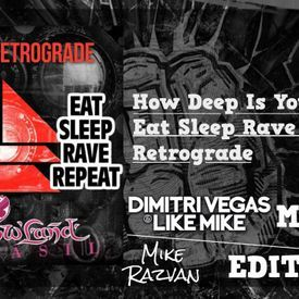 How Deep Is Your Love Vs. Eat Sleep Rave Repeat Vs Retrograde
