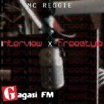 MC ReGGie - Radio Interview x  Freestyle Off The Top Cover Art