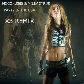 PARTY IN THE U.S.A X3 REMIX