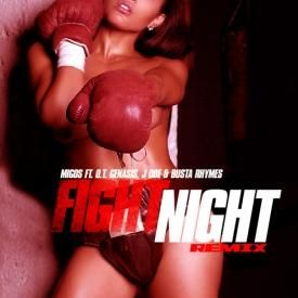 Fight Night (Remix) Clean