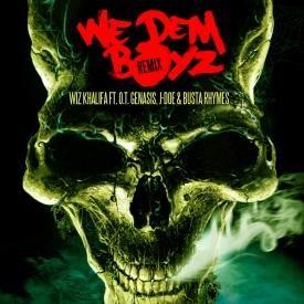 WeDemBoyz Remix (CLN)