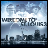 MeanGirlzMedia - Welcome 2 St. Louis Vol. 3 Cover Art