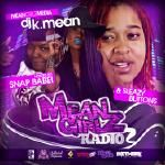 MeanGirlzMedia - Mean Girlz Radio Vol. 2 Cover Art