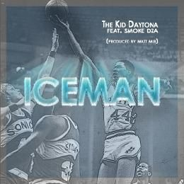MediaHunter Public Relations - Ice Man Cover Art