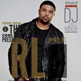 "MediaHunter Public Relations - R.L ""The Life"" (Mixtape) Cover Art"
