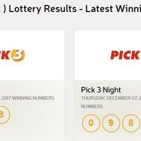 virginia lottery numbers