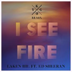 I See Fire (KYGO mix) ft Ed Sheeran