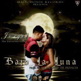 Melasa Music - Bajo La Luna ((Reggaeton)) Cover Art