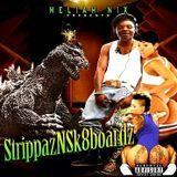 MELLAH  NIX - StrippazNSk8boardz Cover Art