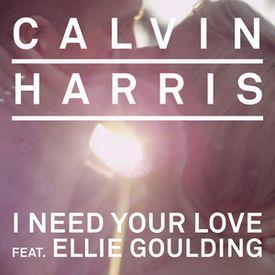 I Need Your Love feat. Ellie Goulding (Memorix Pilgrim Remix)