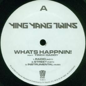 What's Happening Feat Trick Daddy [Remix By Menson Beats]