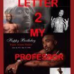 MI2da - Letter 2 My Professor (2pac Tribute) Cover Art