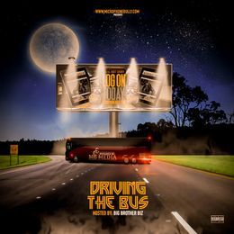 MicBullyPost - Driving the Bus Vol.1 Cover Art