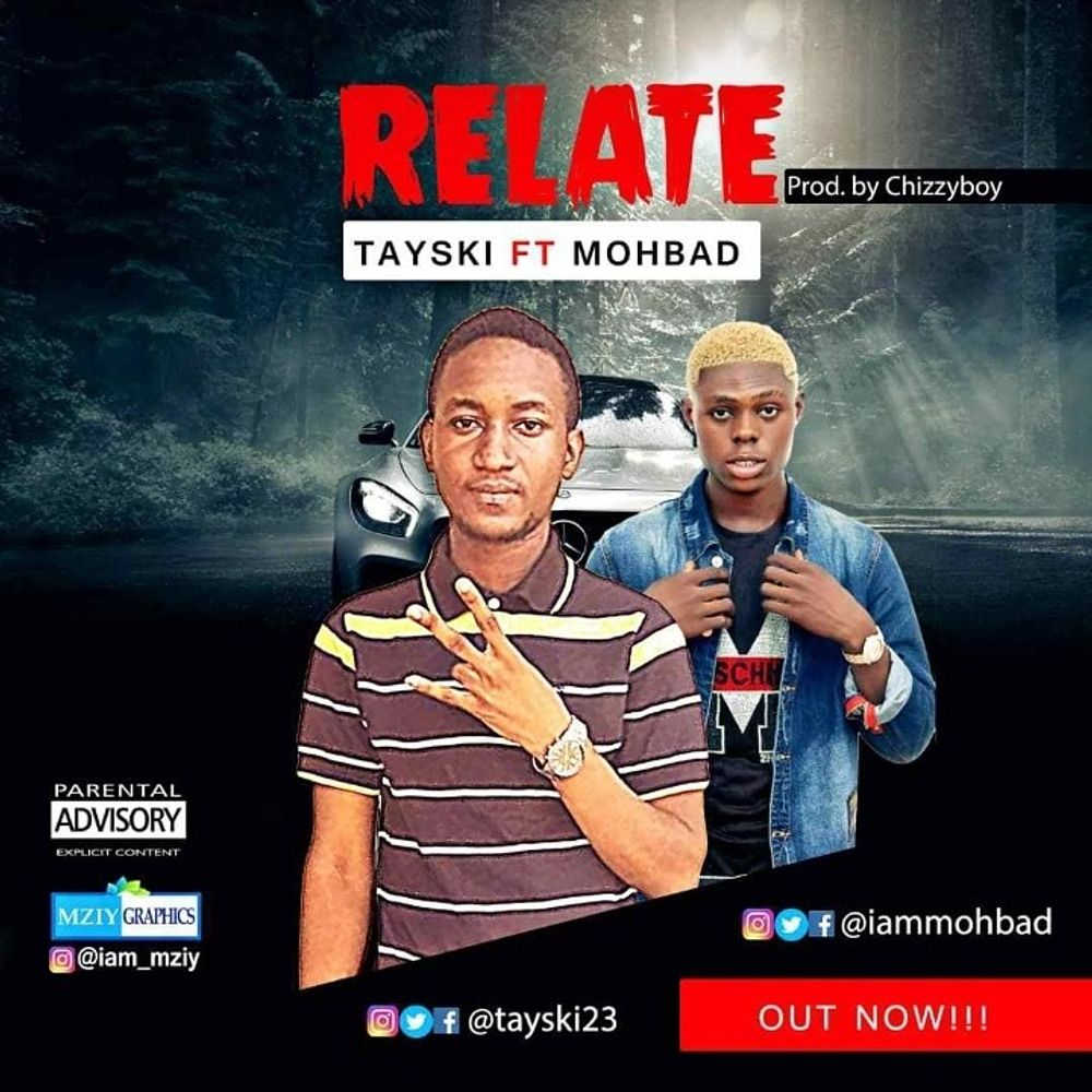 Relate by Tayski from Michael_015: Listen for free
