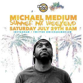 07-29-17 HOT 97 Summer Mix Weekend (Clean)